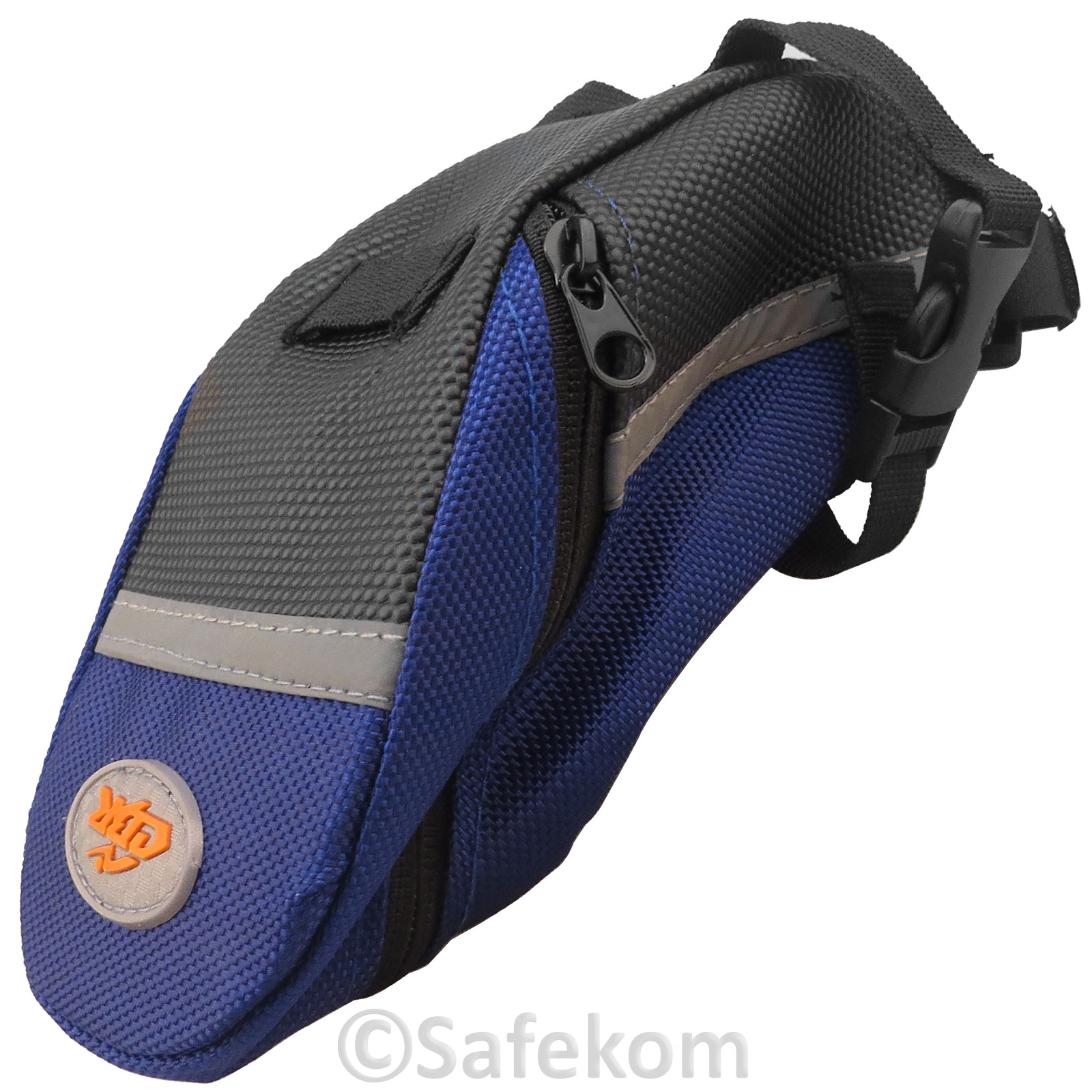 Portable Bicycle Bike Waterproof Outdoor Cycling Rear Back Saddle Seat Pouch Bag