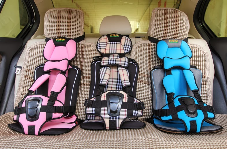New Portable Kid Baby Toddler Car Seat Safety Shoulder